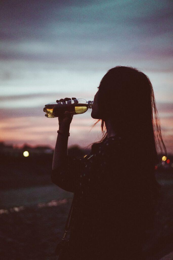 Limonade und Energy-Drinks sind echte Dickmacher.
