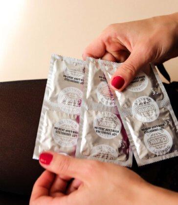 """""""Wir sind beide Jungfrau, müssen wir ein Kondom benutzen?"""""""