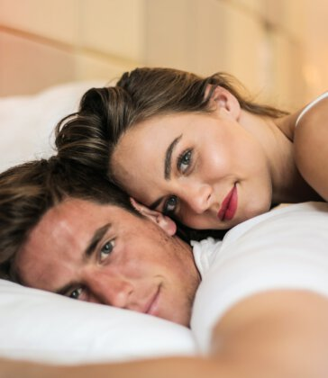 Wie du dein Schlafzimmer in ein romantisches Paradies verwandeln kannst
